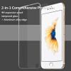 Ainy защитное стекло screen protector с маленьком цветном кряем для iphone 6/ 6S аксессуар защитное стекло ainy 0 25mm для apple iphone 7