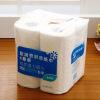 [супермаркет] Jingdong Европа Yun Чул дома ванной бумажного полотенца раздел 65 многоцелевых кухонные полотенца рулет всасывающих валки 4 пакета [супермаркет] jingdong европа юн чул сталь шерсть импортировала стальной шарик обеззараживание оборудование 12 многоцелевых