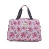 2018 Горячие женщины леди Большой емкости Цветочные Duffel Totes Спортивная сумка Многофункциональный портативный спортивный багаж для путешествий Спортивный зал для фитнеса