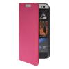MOONCASE тонкий кожаный бумажник флип сторона держателя карты Чехол с Kickstand чехол для HTC Desire 616 ярко-розовый чехол для htc desire 616 nillkin sparkle черный