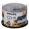 Philips (PHILIPS) CD-R 52 Форум Скорость 700M золотые диски бочка 50 фиолетовый юнис cd r 52 скорости cd rom 700m день моря мультфильма баррель серии 50 дисков случайный макет