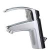 MICOE Chrome Однорычажный смеситель для ванной комнаты с монолитным смесителем Смеситель для мойки с выдвижным ящиком для раковины H-HC200
