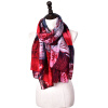 Jeouly Fashion lady long Scarf Designer Brand Fashion Scarfs Winter Warm Plaid Print Весенние шарфы для женщин оптом