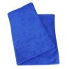 Хорошая погода (хорошая погода) высокое качество микрофибры автомойки полотенце Очистка полотенце впитывающее полотенце толстый тип 60 * 160см синий