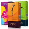 Mio презервативы 36 шт. секс-игрушки для взрослых durex презервативы тонкие 24 шт секс игрушки для взрослых