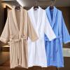 Хлопок Мужские халаты Пижамы для ночной рубашки для мужчин Главная Одежда для пижамы Одежда Теплый халат Халаты для мужчин Летняя осень халаты банные lelio халат