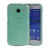 MOONCASE Мягкие гибкие силиконовый гель ТПУ Дело Чехол кожи для Samsung Galaxy Core Prime G360 / Prevail LTE зеленая мята valenta для samsung galaxy core lte g386f white