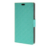 MOONCASE Maze grid Style Wallet Leather Card Slot Bracket Back чехол для Nokia Lumia 540 N540 Green