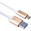 Cabos USB 3.0 Type-C кабель - Le 1s, X600, Meizu Pro 5, Xiaomi 4c cabos usb c usb 2 0 to type c кабель поддерживать le 1s x600 meizu pro 5 xiaomi 4c