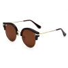 FEIDU 2015 круглые солнцезащитные очки мода очки женщин Бренд дизайнер очки очки солнцезащитные очки многоцветный оттенков очки лектор