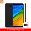Глобальная Версия Xiaomi Redmi 5 Plus 4GB 64Gb смартфон 5.99  полноэкранный Snapdragon 625 Octa Core 12MP камера Мягкие тона селф смартфон xiaomi mi5s plus 64gb grey