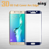 Ainy гальваническое защитное стекло screen protector для Samsung S6 edge plus 0.2mm ainy 0 33mm защитное стекло screen protector для lenovo k920 vibe z2 pro