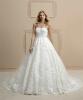 Горячие продажи Красивые сексуальные Bling Mermaid плюс размер кружева бальное платье свадебное платье с Милая декольте и Bling 2015 Интернет-магазин