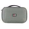BUBM DRS путешествия провод приема пакета приема пакета большой емкости для хранения питания для ноутбуков аксессуары пакет приема пакета Digital жесткий диск пакет Черный Большой