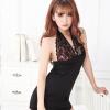 GFM сексуальное женское белье сексуальное облегающее недоуздок ремни Ци B юбка 2027 черный жилет белье пижамы gfm сексуальное нижнее белье