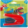 Широкий (Guangbo) 12 # степлер большой набор усилий (+ степлер скобы степлера +) случайный цвет DSJ7232 степлер мебельный gross 41001