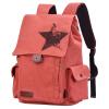 Dougu глаз (DouGuYan) холст рюкзак мужской женский корейский отдых путешествия 15,6 дюймов черный узорчатый мешок G00121 douguyan 13 8l backpack