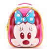 Disney школьный мальчиков и девочек детский сад малого класса 3D Микки мультфильм ребенка рюкзак 0108 Rose