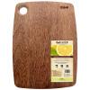 Dub обилие твердой древесины разделочную доску разделочную доску разделочную доску разделочную доску венге Европейский J3324 (33 * 24.5 * 1.8cm)