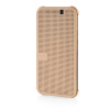 MOONCASE Ultra Slim Leather Side Flip Pouch Thin Shell Back ЧЕХОЛ ДЛЯ HTC One M9 Beige встраиваемая акустика speakercraft profile accufit ultra slim one single asm53101 2