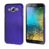 MOONCASE Жесткий Прорезиненные Резина Оболочка Вернуться Защитная крышка чехол для Samsung Galaxy E5 E500 Фиолетовый