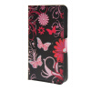MOONCASE Butterfly style Leather Wallet Flip Card Slot Stand Pouch чехол для HTC Desire 620 A04 htc butterfly x920d с поддержкой карты памяти в твери