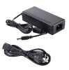 COOLM AC DC 24V 3A Power adapter Supply 72W Charger 5.5mm x 2.5mm + US / AU / EU / UK Кабельный шнур Высокое качество с новой микросхемой IC super power supply® ac dc 2a compatible 3a adapter charger cord for ilive portable music system for ipod