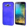 MOONCASE Жесткий Прорезиненные Резина Оболочка Вернуться Защитная крышка чехол для Samsung Galaxy E5 E500 Синий