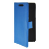 MOONCASE Slim Leather Flip Wallet Card Pouch with Kickstand Shell Back ЧЕХОЛДЛЯ HTC Desire 700 Blue мобильный телефон htc desire 516 htc 516 core 5 0 1 4 5mp gps wifi
