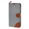MOONCASE Alcatel One Touch POP C9 , Leather Flip Card Holder Pouch Stand Back ЧЕХОЛ ДЛЯ Alcatel One Touch POP C9 Grey mooncase alcatel one touch pop c5 leather flip card holder pouch stand back чехол для alcatel one touch pop c5 blue