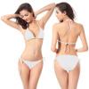 2018Sexy Soild Bikinis Women Swimsuit Бразильский бикини Set Beach Купальный костюм Push Up Swimwear Low Waist Swim Wear радиомагнитола cd supra bb cd121u sport yellow