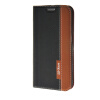 MOONCASE Mixed colors Leather Side Flip Wallet Card Holder Stand Pouch ЧЕХОЛДЛЯ Samsung Galaxy S6 Edge Black
