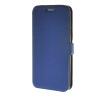 MOONCASE Cross pattern Flip Pouch Leather Wallet Slim Stand чехол для Samsung Galaxy A3 Dark blue чехол для сотового телефона takeit для samsung galaxy a3 2017 metal slim металлик