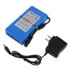 DC12V 9800mAh перезаряжаемые портативный Супер Литий-ионный аккумулятор США Plug Аккумулятор аккумулятор