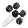 Yixiukeji 4 руководителя мини - массаж устройство типа электрический глаз массажеры для лица ручку великой вибрации тонкие лицо массаж. кожу лица массажеры передовых фототерапия устройство 420426