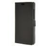 MOONCASE Simple style Leather Card Slot Wallet Bracket Back чехол для BlackBerry Leap Black blackberry leap