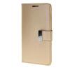 MOONCASE чехол для Samsung Galaxy A7 Flip Leather Wallet Card Slot Bracket Back Cover Gold 1set dual fan rack mount pci slot cover bracket video card cooling for 80 90mm