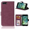 Матовый кожаный чехол для Apple iPhone 7 Plus iPhone 8 Plus Ретро-чехол для телефона для iphone7 Plus iPhone8 Plus 5.5 ретро-чехол чехол