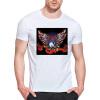 Мужская O Круглая Шея Случайные Короткие Рубашки Модные Хлопковые Футболки Eagle Picture 3D Digital Print слипоны marc o polo