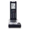 Motorola (Motorola) IT.6.1XC цифровая беспроводная телефонная базовая машина одиночная машина тонкая секция большой шрифт простая мода фиксированная рамка машина случайный подарок разный цвет оболочка (черный) телефонная розетка abb bjb basic 55 шато 1 разъем цвет черный