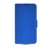 MOONCASE High quality Leather Side Flip Wallet Card Slot Pouch Stand Shell Back ЧЕХОЛ ДЛЯ Samsung Galaxy S5 I9600 Blue mooncase leather side flip wallet card slot pouch stand shell back чехол для samsung galaxy core i8260 i8262 black white