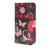 MOONCASE Butterfly style Leather Wallet Flip Card Slot Stand Pouch чехол для Samsung Galaxy Xcover 3 SM-G388F A04 luxury stand flip
