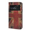 MOONCASE Чехол для Samsung Галактики S5 тонкий флип кожаный бумажник карты и kickstand Чехол / А03