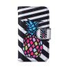 MOONCASE для Samsung Galaxy S3 Mini I8190  кожаный чехол держатель кошелек флип-карты с Kickstand Чехол обложка No.A09