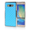 MOONCASE Hard Chrome Plated Star Bling Back ЧЕХОЛ ДЛЯ Samsung Galaxy A7 Azure mooncase litchi skin золото chrome hard back чехол для cover lg g4 золото