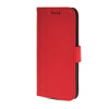 MOONCASE High quality Leather Side Flip Wallet Card Slot Pouch Stand Shell Back ЧЕХОЛДЛЯ Htc One M8 Red mooncase high quality leather wallet flip card slot pouch stand shell back чехолдля lg l80 brown
