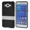MOONCASE Желе Цвет силиконовый гель ТПУ Тонкий с подставкой обложка чехол для Samsung Galaxy Grand Prime G5308 Черный силиконовый чехол для samsung galaxy j2 prime grand prime 2016 df scase 34