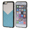 MOONCASE New Style Flexible Soft Gel TPU Silicone Skin Slim Durable чехол для Cover Apple iPhone 6 ( 4.7 inch ) синий юбка new style цвет синий