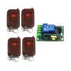 MITI 2 Способы Smart Control вкл-выкл Настенные переключатели белого цвета Деревянные дистанционный переключатель для дома и сада