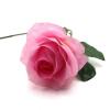 Ванкер искусственного шелка Поддельные Недвижимость сенсорный розы стволовых для свадьбы украшения партии Pink недвижимость в красногорье новостройки